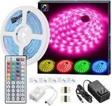 3M 16.4 FT RGB Waterproof R3528 300 LED Tape Strip Lights