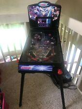 Mobile Suit Gundam wing pinball machine