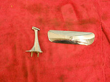 1958-62 Corvette Interior Rearview Mirror and Base