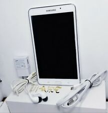 Samsung Galaxy Tab 4 SM-T230NU 8GB, Wi-Fi, 7in - White Awesome condition