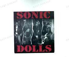 Sonic Dolls - I'm Alright EP GER 7in '