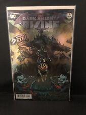 DARK KNIGHTS RISING:THE WILD HUNT #1 CGC DC COMICS FOIL COVER COMIC LOT
