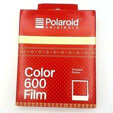 Polaroid Originals FESTIVE RED Color instant film for 600