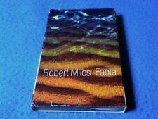 Robert Miles - Fable Cassette Tape Single - Slipcase - Tested - Excellent Condit