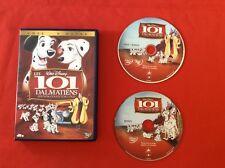 101 DALMATIENS ÉDITION 2 DVD CHEF D'OEUVRE 19 WALT DISNEY DVD VIDÉO PAL FILM