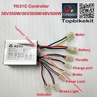 Ebike Controller YK31C 36V 350W / 36V 500W / 48V 500W Brushed Controller