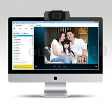 HD 1080P 12MP USB 2.0 Webcam Camera w/ MIC Clip-on For Computer PC Laptop