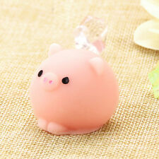 Cute Mochi Pig Squeeze Healing Fun Kids Kawaii Toy Stress Reliever Decor