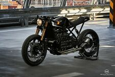 "BMW K100 RS ""ZERO"" 1990 cafe racer custom by Dixer Parts"