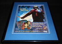 Smallville 2006 11x14 Framed ORIGINAL Vintage Advertisement The CW