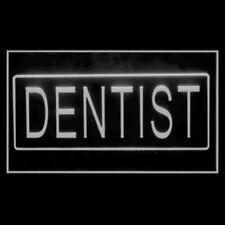 190044 Dentist Open Clinic Best Caring Medical Shop Display Led Light Sign
