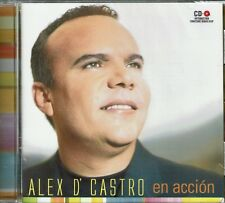 Alex D'Castro en Accion    BRAND NEW  SEALED CD