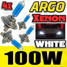 4X H7 12V 100W LED Car Headlight Conversion Globes Bulbs Beam 8500K SUPER BRIGHT