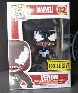 FUNKO POP!#82 Venom Marvel Walgreens Exclusive Vinyl Action Figures Collect Toys