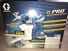 NEW Graco TC Pro #17N166 Cordless Paint Sprayer FREE SHIPPING