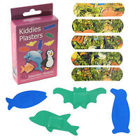 Box of CMS Medical Kiddies Assorted Shaped Coloured Hypo-Allergenic 40 Plasters