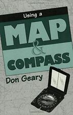 Using a Map and Compass by Don Geary (Paperback, 1995)