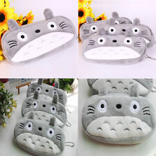 Cute Cartoon Gray Cat Pencil Case Cosmetic Pouch Wallet Bag Stationery Xma Gift
