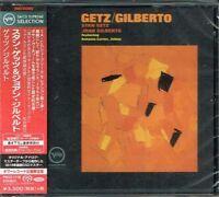 Stan Getz / Joao Gilberto Jobin Japan SACD w/OBI NEW/SEALED Tower Records