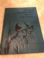 Vietnam War Era Military Unit History Yearbook Fort Polk Louisiana 1965 2nd Bde