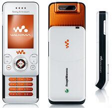 Sony Ericsson W580 White 2G GSM Cellphone unlocked free shipping