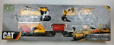 CAT Caterpillar Construction Express Battery Operated Train Set - Free Shipping