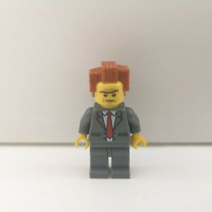 Lego - The Lego Movie - President Business - Genuine Minifigure
