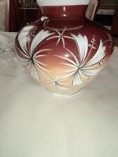 Spechtsbrunn Vase handgemalt