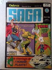 SAGA -ombrax-Aout 1986 Thor