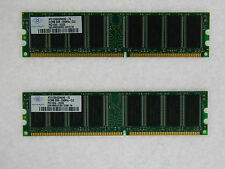1GB (2X512MB) MEMORY FOR DELL DIMENSION 2300C 2350 2400 2400C 2400N 4400 4500