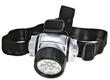 Super Bright 7 LED Head Cap Light Water-resistant Bicycle Flashable headlamp