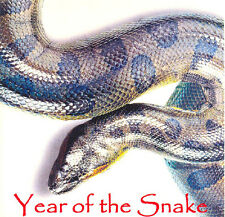 Year Of The Snake (Ross Aubrey) Llafeht Publishing