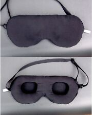 Probably best Sleep Mask Not Touching Eyes 100% light blockage SleepingOwl brand