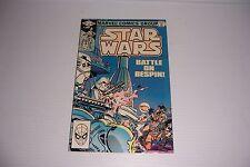STAR WARS #57 MARCH 1982 MARVEL COMIC BOOK NICE!