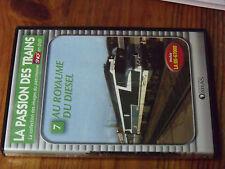 $$  DVD La Passion des Trains n°7 Au royaume du diesel / CC 70000 Conduc. Diesel