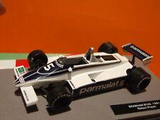 1981 Formula 1  Nelson Piquet  Brabham BT49  1:43 Scale
