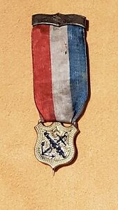 Investment Grade Civil War 9th Corps Badge, 9th New York Hawkins Zouaves