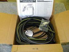 1971-1972 Corvette Headlight & Wiper Door Vacuum Hose Kit C3 Headlamp Vaccum