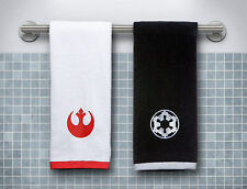 Star Wars Rebel Alliance & Imperial Logo Hand Towel Set - Star Wars Home