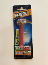 PEZ Dispenser E.T. the Extraterrestrial with Red Hood MOC Movie Card Red Stem