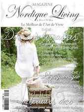 """Magazine de décoration """"Nordique Living"""" de Jeanne d'Arc Living juin 2015!"""