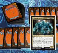 mtg BLACK WHITE OBZEDAT DRAIN COMMANDER EDH DECK Magic the Gathering rare cards
