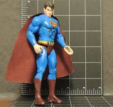 "DC Comics Superman The Man of Steel Movie Action Figure 5.5"" 2006 stars suit"