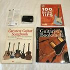 Beginner Guitar Books and Tuner - Set includes 3 books and Qwik Tune Brand Tuner for sale