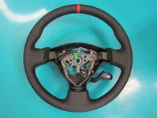 Subaru WRX Sti Custom Padded Steering Wheel - NEW Leather