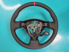 Subaru WRX Sti Custom Padded Steering Wheel - NEW Leather