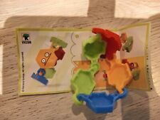 KINDER JOY 2021  UGLY DOLLS  VV299 + BPZ