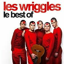 LES WRIGGLES: LE BEST OF – 22 TRACK CD, GREATEST HITS, THE, GERMAN IMPORT, RARE!