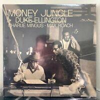 ELLINGTON MINGUS ROACH Money Jungle LP 2016 UA Jazz SEALED EURO PRESS 180 gram