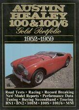 AUSTIN HEALEY 100 100S 100M 100/6 BN1 BN2 ( 1952 - 1959 ) PERIOD ROADTESTS BOOK